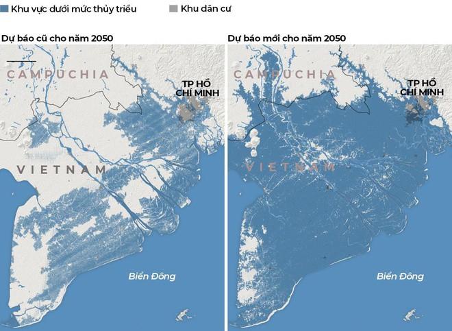 Thảm họa trồi lên từ đại dương: Xóa sổ nhiều khu vực trên hành tinh dưới dòng nước mặn - Ảnh 2.