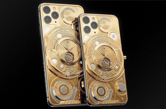 Có gì đặc biệt trên chiếc iPhone 11 Pro trị giá gần 2 tỉ đồng? - Ảnh 1.