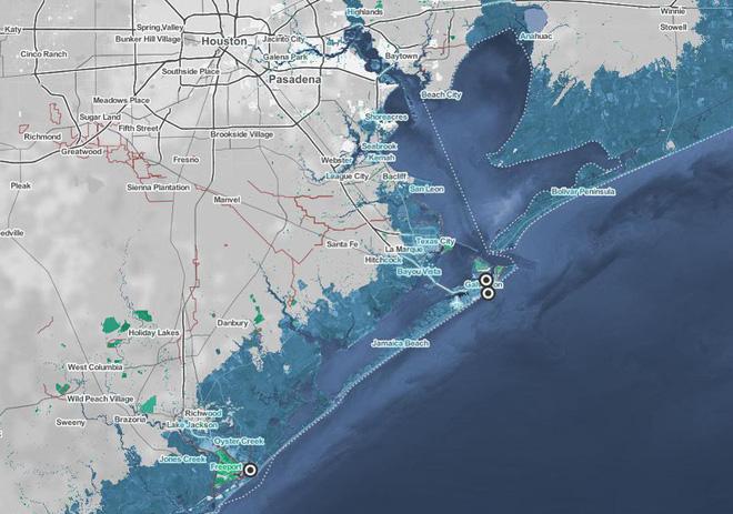 Thảm họa trồi lên từ đại dương: Xóa sổ nhiều khu vực trên hành tinh dưới dòng nước mặn - Ảnh 6.