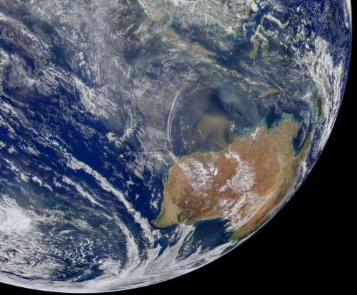 Những bức ảnh Trái Đất chụp từ vệ tinh ấn tượng nhất trong tháng 10 - Ảnh 10.