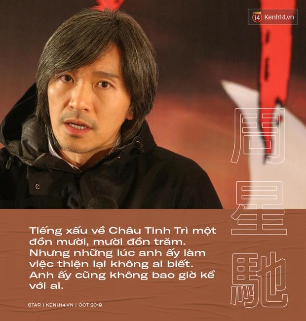 Khởi nguồn huyền thoại Châu Tinh Trì: Từ nghèo phát sợ thành ông trùm 7000 tỷ, kẻ bị ghét nhất Cbiz và chuyện tình hiếm hoi - Ảnh 12.