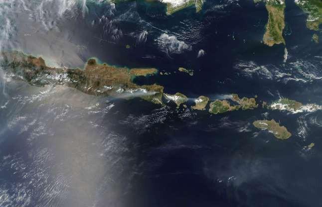 Những bức ảnh Trái Đất chụp từ vệ tinh ấn tượng nhất trong tháng 10 - Ảnh 11.
