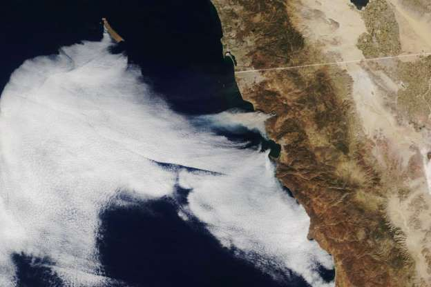 Những bức ảnh Trái Đất chụp từ vệ tinh ấn tượng nhất trong tháng 10 - Ảnh 14.