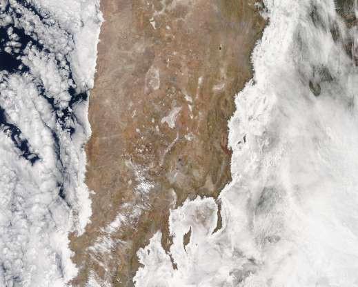 Những bức ảnh Trái Đất chụp từ vệ tinh ấn tượng nhất trong tháng 10 - Ảnh 2.