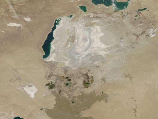 Những bức ảnh Trái Đất chụp từ vệ tinh ấn tượng nhất trong tháng 10 - Ảnh 3.