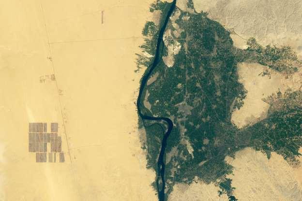 Những bức ảnh Trái Đất chụp từ vệ tinh ấn tượng nhất trong tháng 10 - Ảnh 4.
