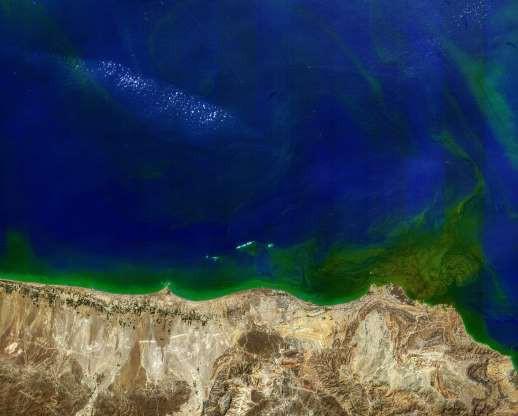 Những bức ảnh Trái Đất chụp từ vệ tinh ấn tượng nhất trong tháng 10 - Ảnh 5.