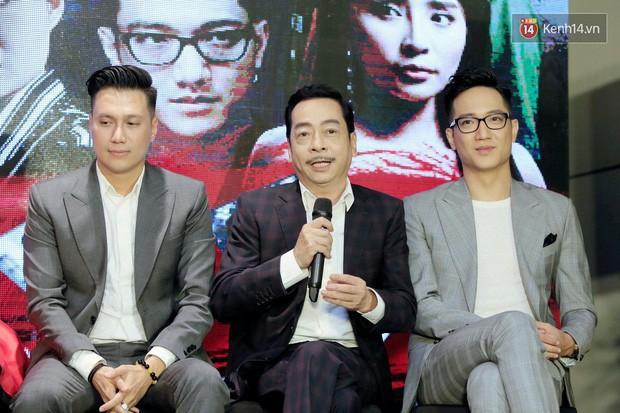 Bị đạo diễn Khải Hưng chê thiếu chuyên nghiệp, Việt Anh công khai xin lỗi vì sửa mũi khi đang quay Sinh Tử - ảnh 6