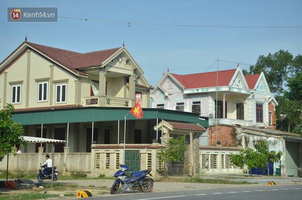 """Chùm ảnh: Hàng loạt nhà """"Hàn Quốc"""", nhà """"Nhật Bản"""" mọc lên như nấm ở xã nghèo Hà Tĩnh - Ảnh 5."""