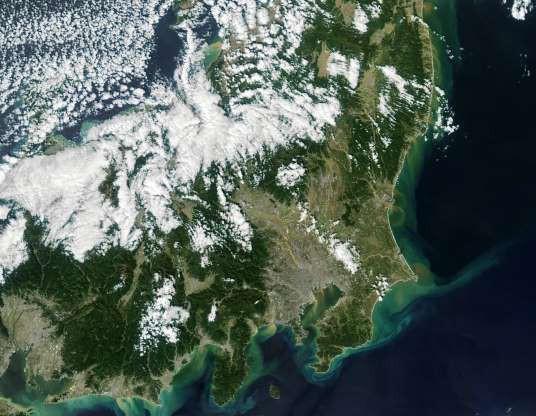 Những bức ảnh Trái Đất chụp từ vệ tinh ấn tượng nhất trong tháng 10 - Ảnh 6.