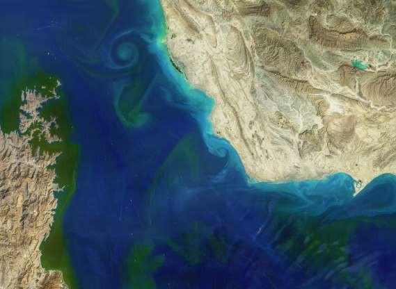 Những bức ảnh Trái Đất chụp từ vệ tinh ấn tượng nhất trong tháng 10 - Ảnh 8.
