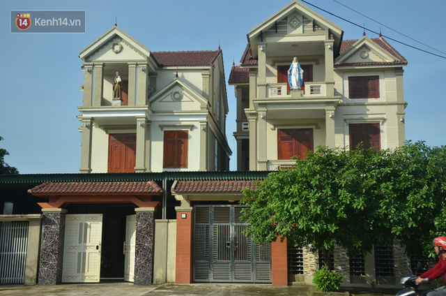 """Chùm ảnh: Hàng loạt nhà """"Hàn Quốc"""", nhà """"Nhật Bản"""" mọc lên như nấm ở xã nghèo Hà Tĩnh - Ảnh 8."""