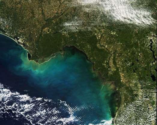 Những bức ảnh Trái Đất chụp từ vệ tinh ấn tượng nhất trong tháng 10 - Ảnh 9.