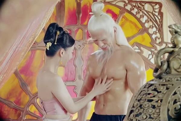 Sự thật cảnh nóng gây phẫn nộ trên phim của Thái Thượng Lão Quân và La Sát - ảnh 1
