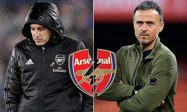 Arsenal liên hệ mời Luis Enrique về thay Unai Emery - Ảnh 1.