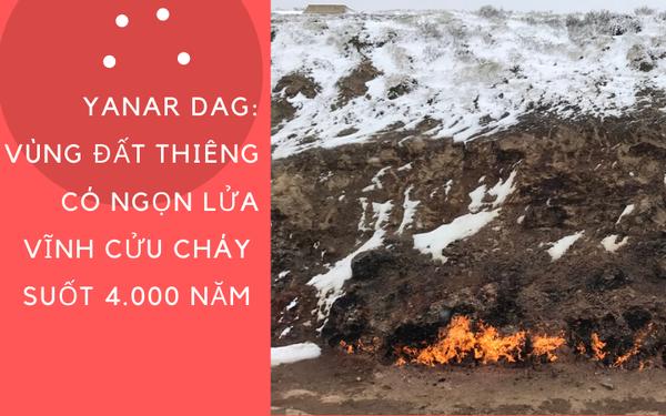 Chuyện có thật về ngọn lửa vĩnh cửu, cháy suốt 4.000 năm bất kể mưa tuyết và nơi được mệnh danh là 'vùng đất lửa thiêng' - Ảnh 1.