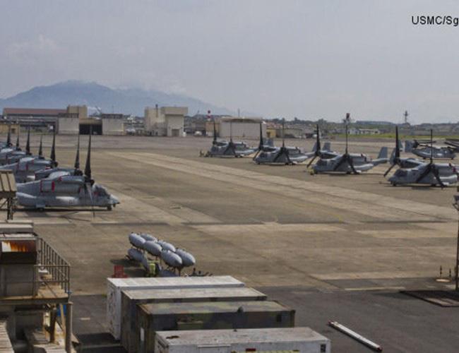 Nhật Bản cảnh báo về những trò hề thái quá của phi công Mỹ - Ảnh 10.