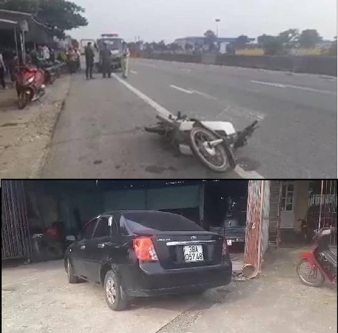 Ban chỉ huy Quân sự Hà Tĩnh xác nhận tài xế bỏ chạy khi gây tai nạn là Thiếu tá quân đội - Ảnh 1.