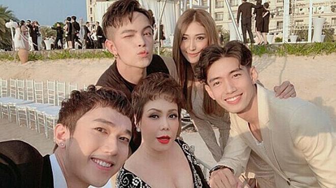 Suốt 2 năm không dự tiệc cưới đồng nghiệp, vì sao Việt Hương lại tới Phú Quốc chúc mừng Đông Nhi? - Ảnh 3.