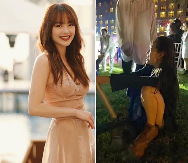 Đi ăn cưới Đông Nhi, Minh Hằng tranh thủ chụp loạt ảnh mặc bikini gợi cảm - Ảnh 8.