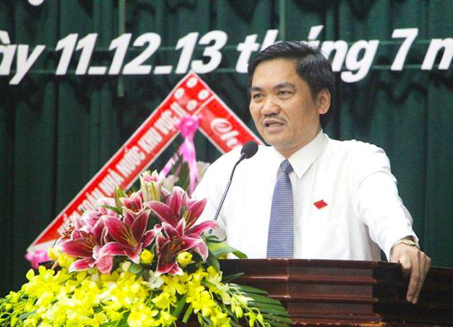 Nghệ An có 2 tân Phó Chủ tịch tỉnh - ảnh 1