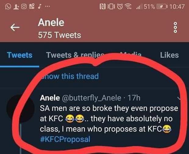 Mạnh dạn cầu hôn trong KFC, cặp đôi bất ngờ bị hàng loạt thương hiệu lớn truy lùng đòi... tặng quà khủng và đài thọ toàn bộ chi phí cưới hỏi - Ảnh 2.