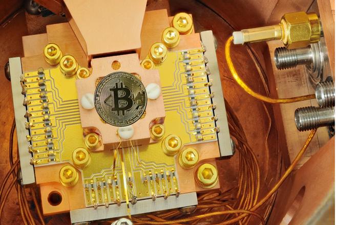 Siêu máy tính lượng tử của Google có thể đào nốt 3 triệu Bitcoin còn lại chỉ trong 2 giây? - Ảnh 1.