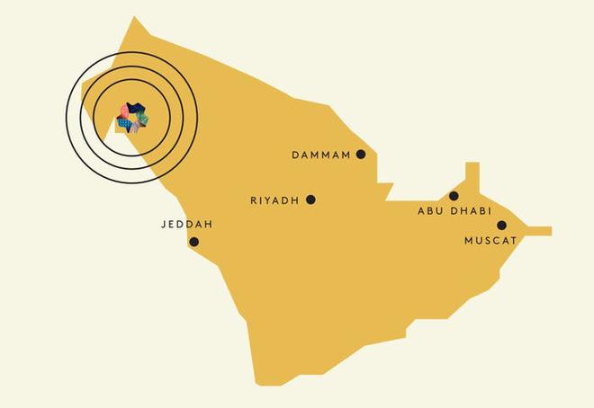 Neom, thành phố Ả Rập tham vọng nhất thế giới : có taxi bay, Mặt Trăng nhân tạo, bãi biển phát sáng, robot khủng long, cô giáo hologram và nhiều hơn nữa - Ảnh 7.