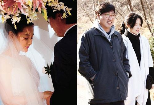 """Dae Jang Geum Lee Young Ae: Từ tượng đài nhan sắc Hàn Quốc tới tin đồn là mẹ chồng """"búp bê xứ Hàn"""" Han Chae Young - Ảnh 10."""