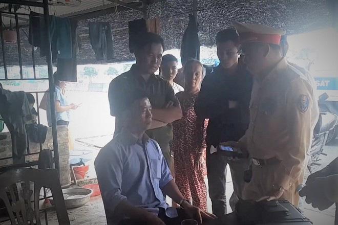 Ban chỉ huy Quân sự Hà Tĩnh xác nhận tài xế bỏ chạy khi gây tai nạn là Thiếu tá quân đội - Ảnh 2.