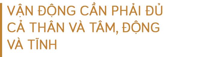 Thượng tọa Thích Thanh Huân mách bí quyết ăn uống như Einstein, Bill Clinton và sống theo 8 chữ chính - Ảnh 13.