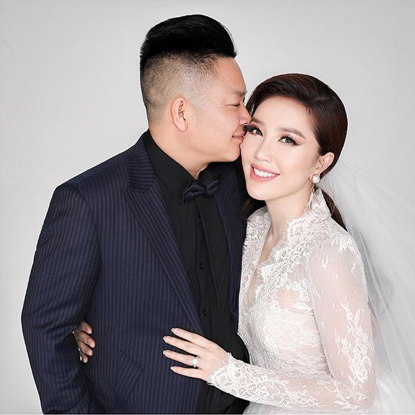 Ca sĩ Bảo Thy chính thức công khai diện mạo chồng, xác nhận chuẩn bị cưới, chỉ mời 5 nghệ sĩ - Ảnh 2.