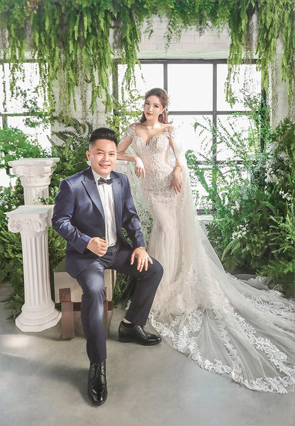 Ca sĩ Bảo Thy chính thức công khai diện mạo chồng, xác nhận chuẩn bị cưới, chỉ mời 5 nghệ sĩ - Ảnh 3.