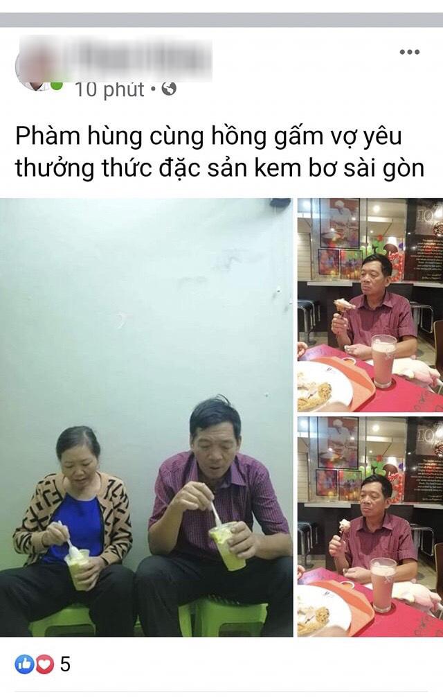 Người đàn ông U70 cùng mẫu câu bày tỏ tình cảm với vợ khiến MXH xôn xao, giới trẻ rần rần học theo - Ảnh 3.