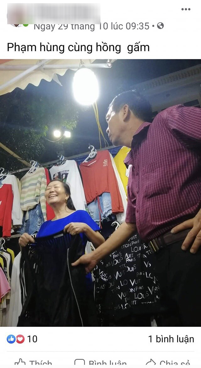 Người đàn ông U70 cùng mẫu câu bày tỏ tình cảm với vợ khiến MXH xôn xao, giới trẻ rần rần học theo - Ảnh 6.