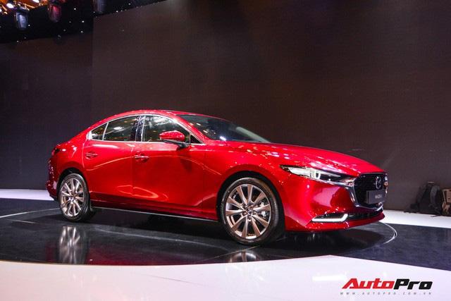 Những mẫu ô tô phổ thông vừa ra mắt tại thị trường Việt Nam, đón đầu mùa mua sắm cuối năm - Ảnh 1.