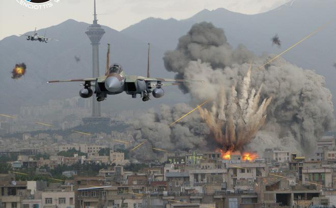 Su-35 Nga truy sát F-16 Thổ, diệt UAV Israel: Xứng tầm trùm ở Syria, Su-30SM đi đâu? - Ảnh 4.