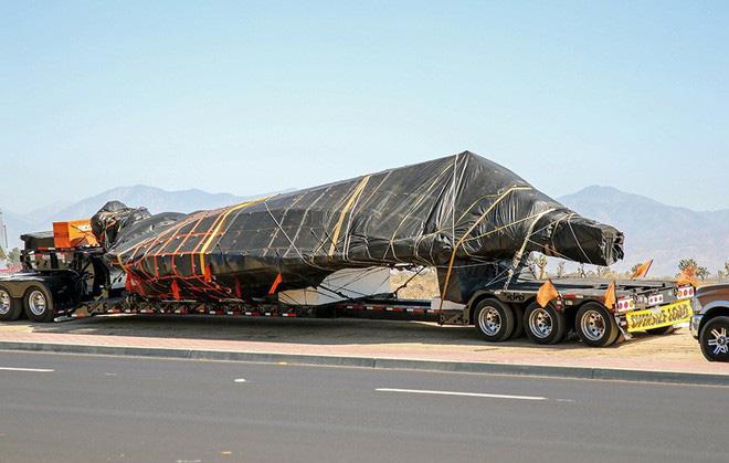 [ẢNH] Mỹ khôi phục tiêm kích tàng hình F-117 để trưng bày, hay âm thầm tái sử dụng? - Ảnh 2.