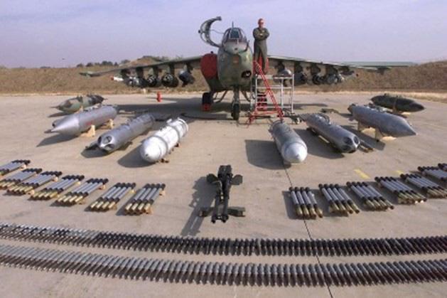 Nga âm thầm cho Su-25 trực chiến, sẵn sàng trút hỏa lực vào biên giới Syria-Thổ Nhĩ Kỳ - Ảnh 15.
