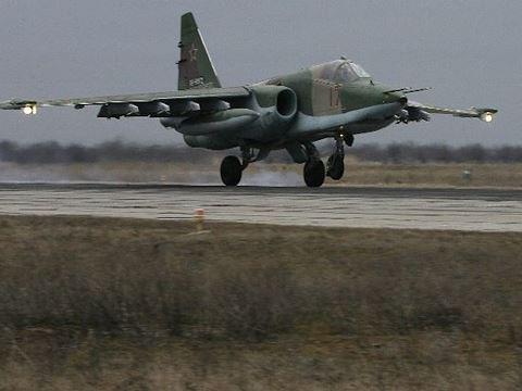 Nga âm thầm cho Su-25 trực chiến, sẵn sàng trút hỏa lực vào biên giới Syria-Thổ Nhĩ Kỳ - Ảnh 18.