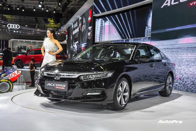 Những mẫu ô tô phổ thông vừa ra mắt tại thị trường Việt Nam, đón đầu mùa mua sắm cuối năm - Ảnh 5.