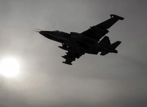 Nga âm thầm cho Su-25 trực chiến, sẵn sàng trút hỏa lực vào biên giới Syria-Thổ Nhĩ Kỳ - Ảnh 5.