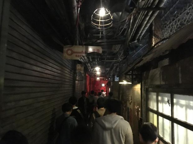 Chuyến thăm cuối cùng để từ biệt Cửu Long thành - khu trò chơi kinh dị nhất Nhật Bản, nơi không dành cho người yếu bóng vía - Ảnh 7.