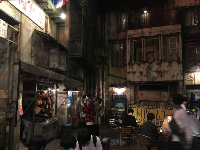 Chuyến thăm cuối cùng để từ biệt Cửu Long thành - khu trò chơi kinh dị nhất Nhật Bản, nơi không dành cho người yếu bóng vía - Ảnh 16.