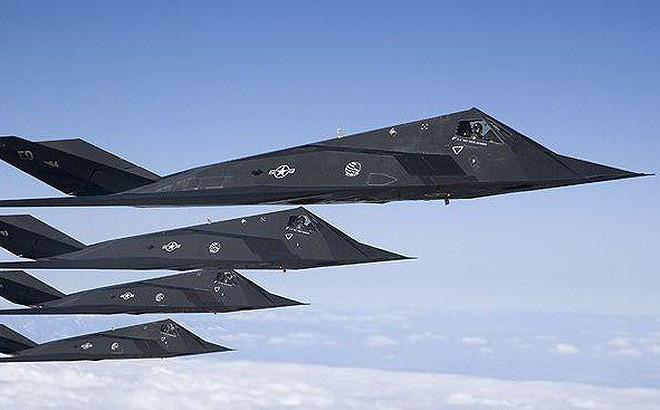 [ẢNH] Mỹ khôi phục tiêm kích tàng hình F-117 để trưng bày, hay âm thầm tái sử dụng? - Ảnh 7.