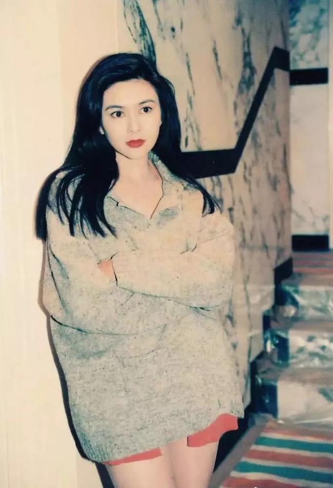Nhìn lại nhan sắc tuổi 20 của một trong tứ đại mỹ nhân Hong Kong Quan Chi Lâm - Ảnh 9.