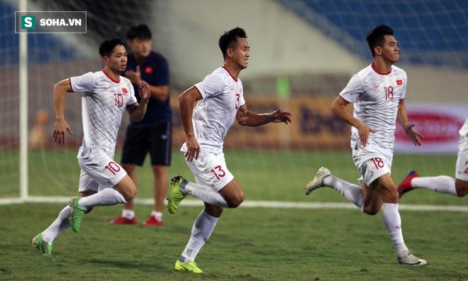 VFF tổ chức 2 trận giao hữu giữa đội U22 và tuyển Việt Nam, dùng tiền bán vé làm từ thiện - Ảnh 1.