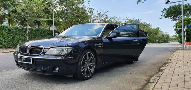 Sau 10 năm, BMW 760Li giá 14 tỷ của đại gia Việt xuống giá chỉ 990 triệu đồng - Ảnh 1.