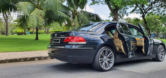 Sau 10 năm, BMW 760Li giá 14 tỷ của đại gia Việt xuống giá chỉ 990 triệu đồng - Ảnh 2.
