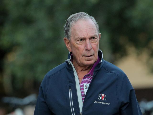 Ứng viên tổng thống Mỹ Michael Bloomberg giàu cỡ nào? - Ảnh 2.